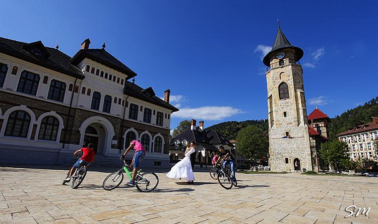 Fotografii nuntă cu Alina și Ionuț