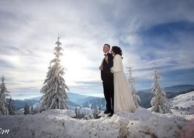 Fotograf Profesionist Nunta Suceava - Iarna