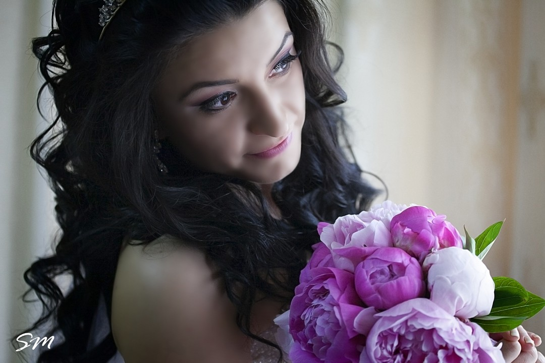 Fotografii in ziua nuntii cu Romica si Andreea