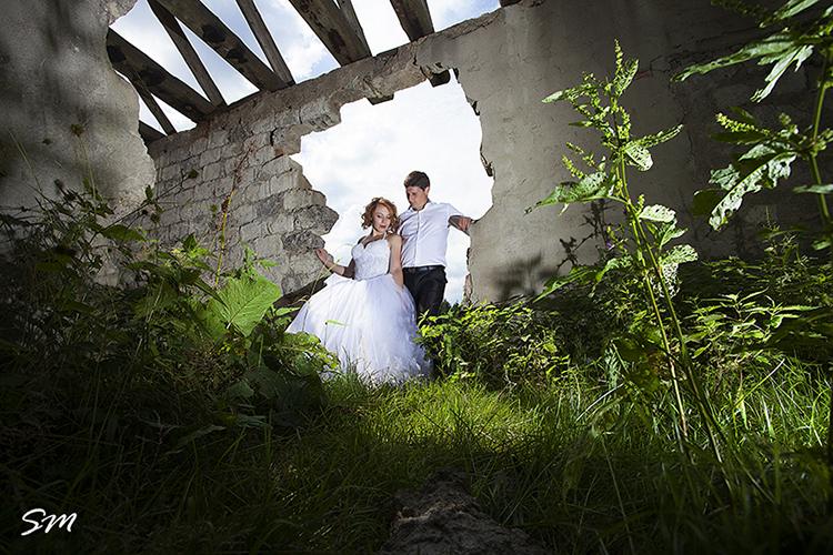 Sedinta foto dupa nunta cu Any si Nucu