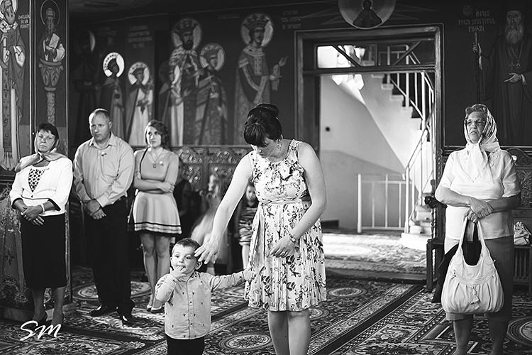 6 copil de la nunta