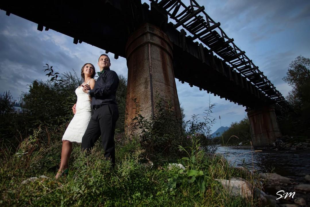 Fotografii de nunta cu Ana si Cornel