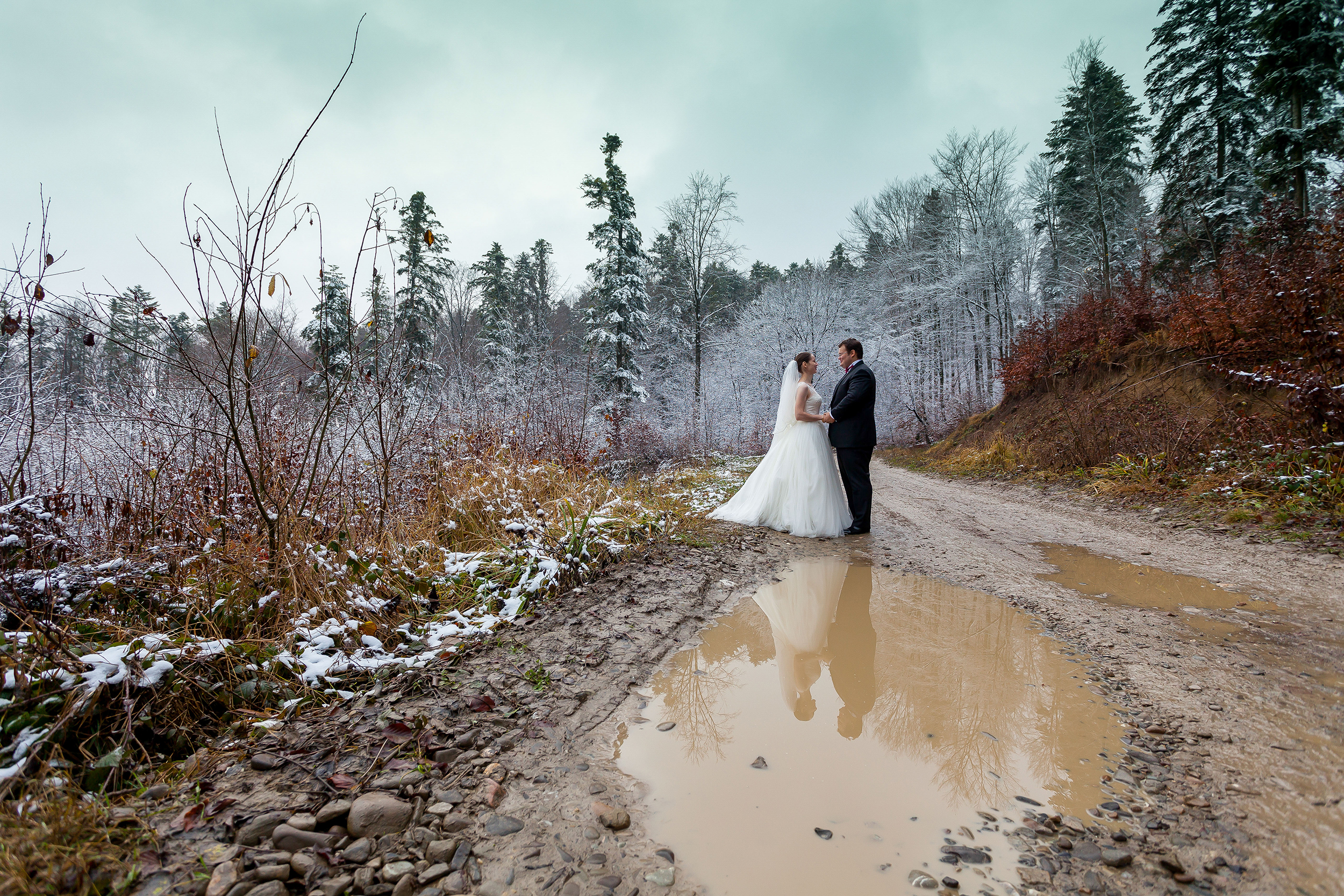 Fotografii de nunta cu Roxana si Adrian