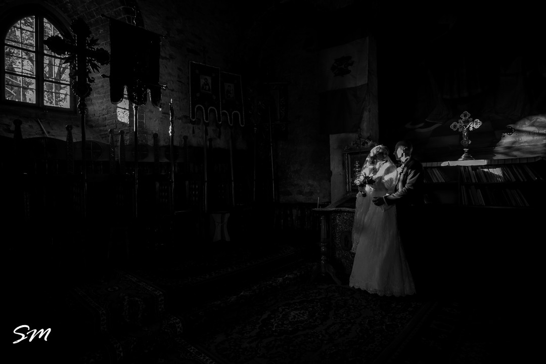 Fotografii de nuntă cu Magda și Mihai