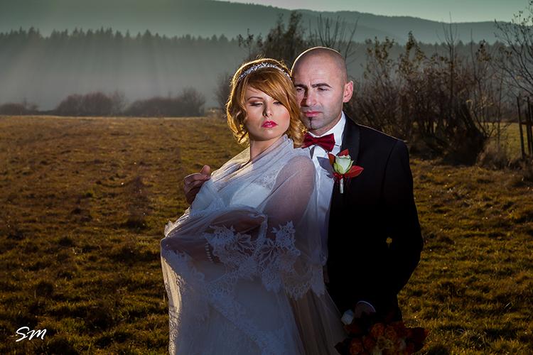Sedință foto după nuntă cu Magda și Mihai