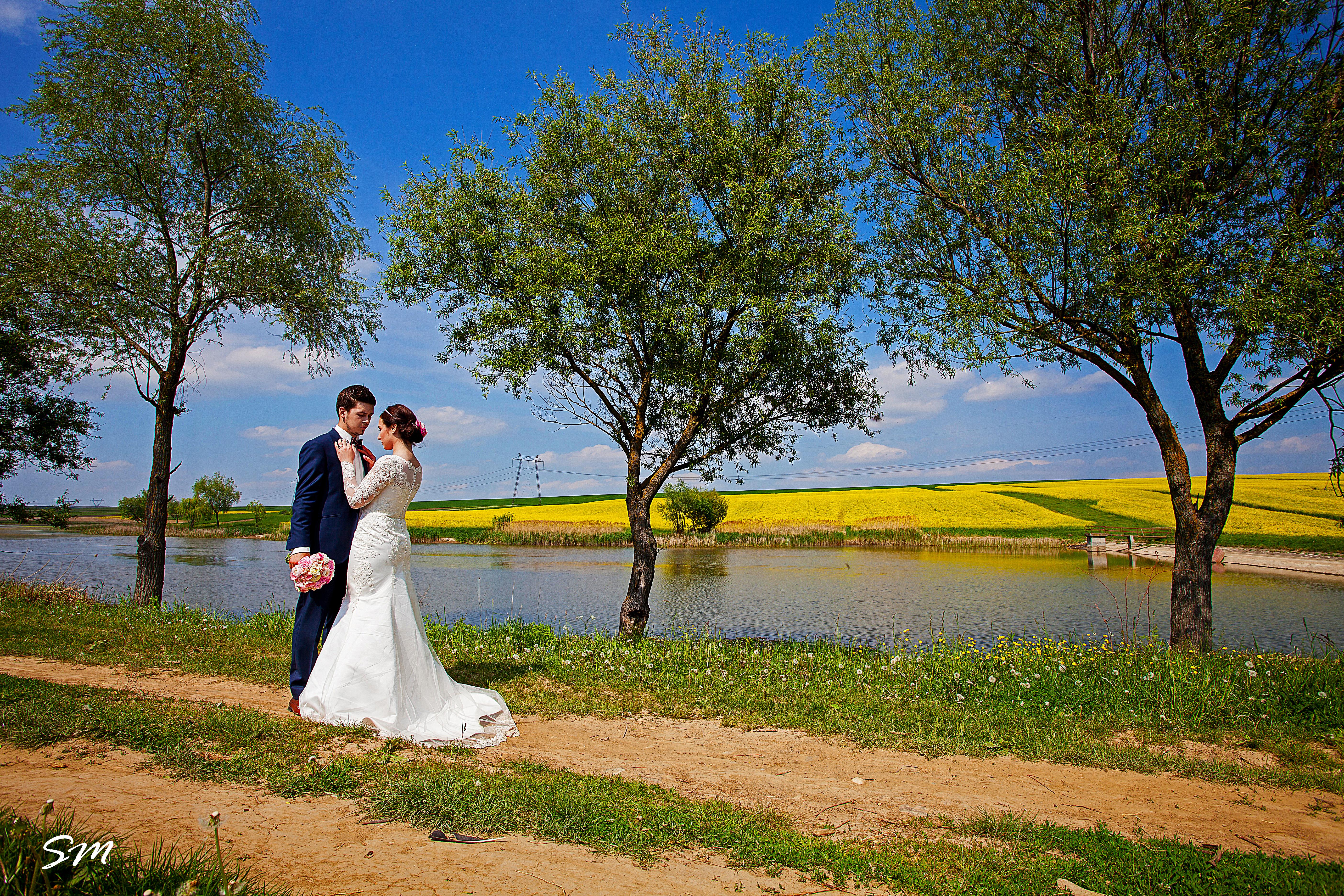 Flavius & Emma – ședința foto după nuntă
