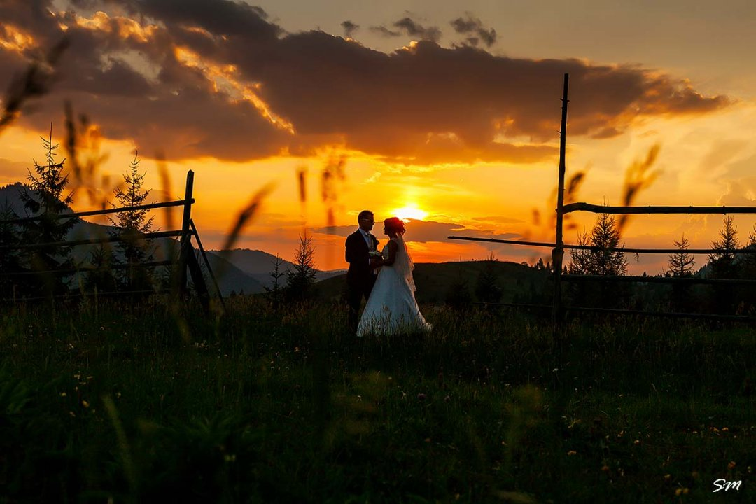 Alina & Gabriel – wedding day