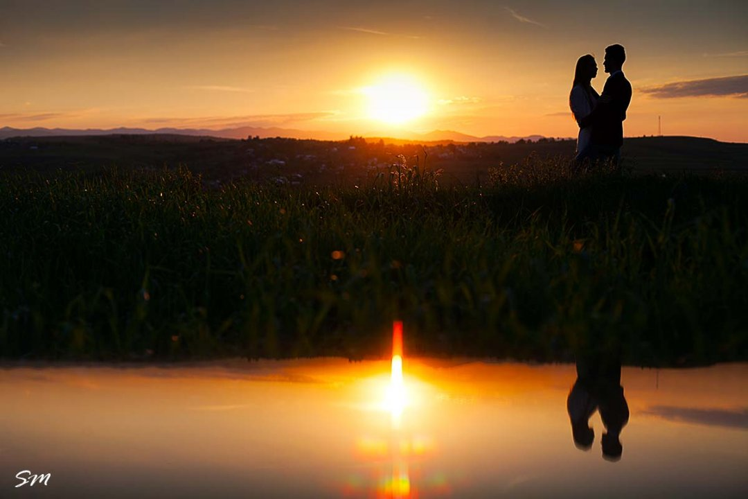 Bogdan & Cristina – engagement photo session