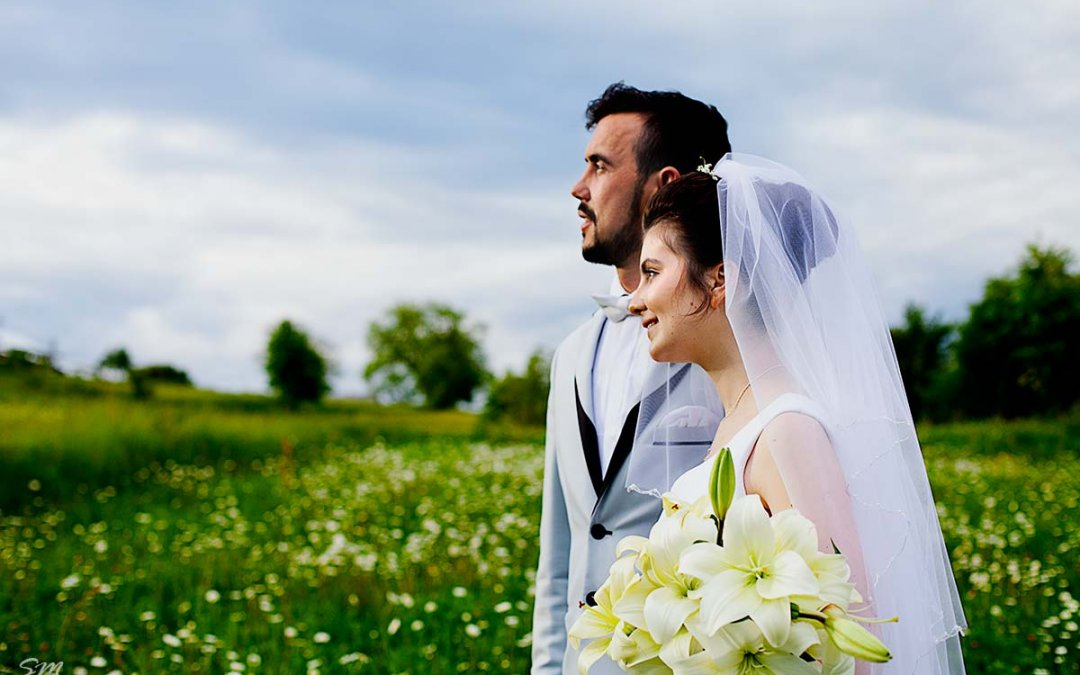 Alex & Dana – wedding day