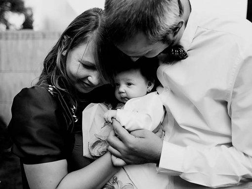 Alisia Teodora – botez