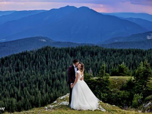 Florin & Mirela – after wedding