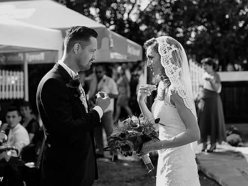 Laura & Andrei – wedding day
