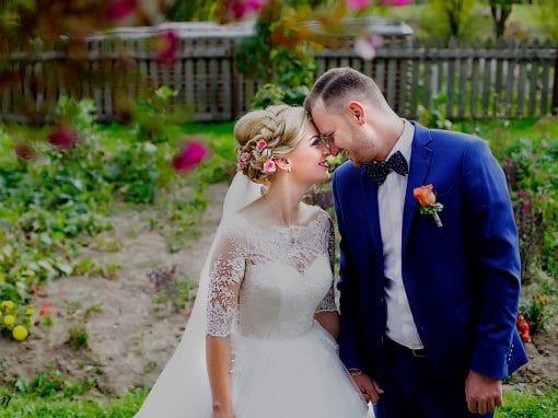 Cristi & Magda – wedding day