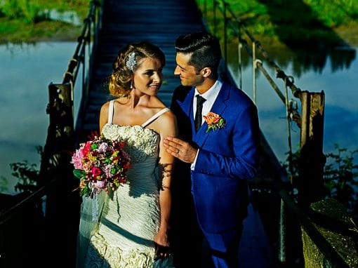 Paula & Constantin – wedding day