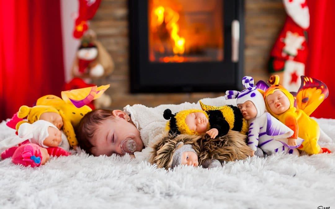 Mia , Erin, Larisa & Daniel – family photo session