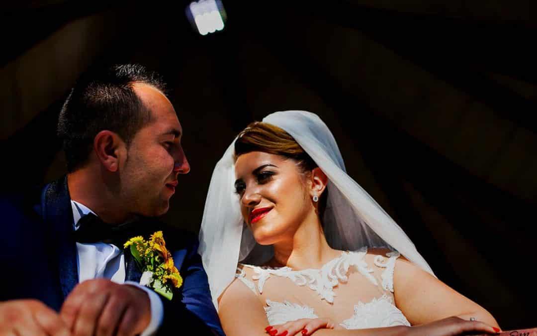 Brenda & Costel – wedding day