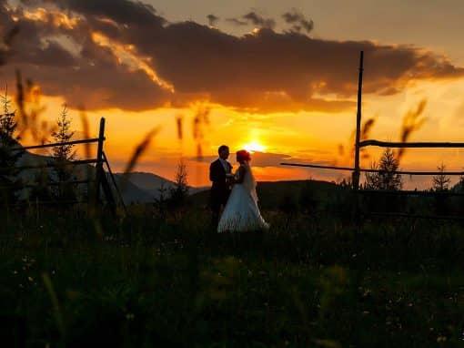 Alina & Gabriel – wedding day