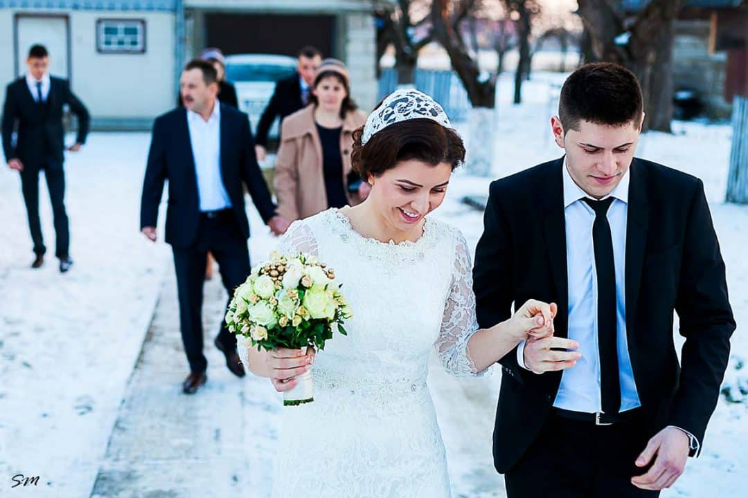 Marcel & Alina – wedding day