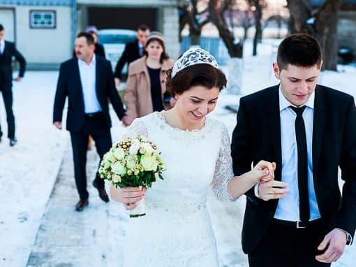 Marcel & Alina – wedding day