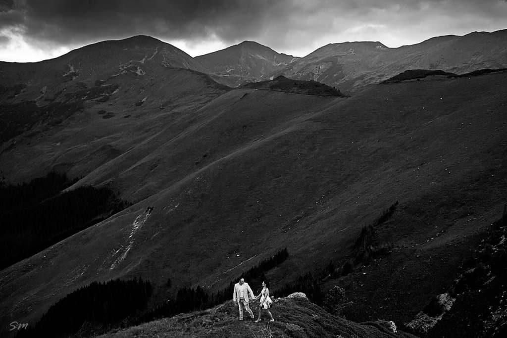 Ilie & Iulia – engagement photo session