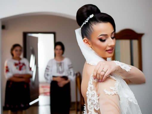 Adrian & Claudia – wedding day