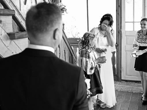 Marian & Ana – wedding day