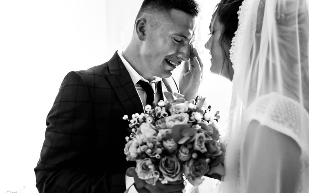 George & Ionela – wedding day