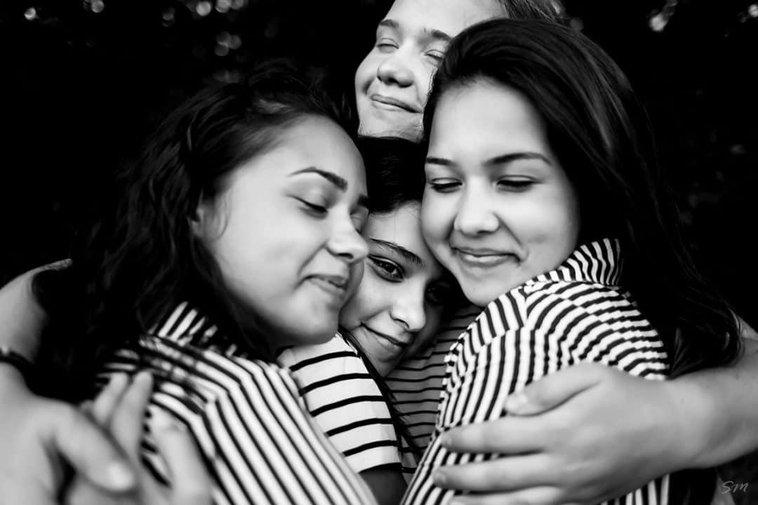 Iustina, Magda, Elena & Ioana – familly photo session