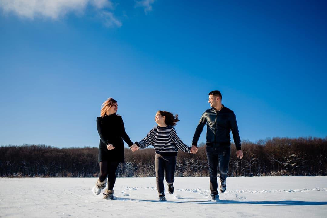 Karla, Simona & Andrei – engagement photo session