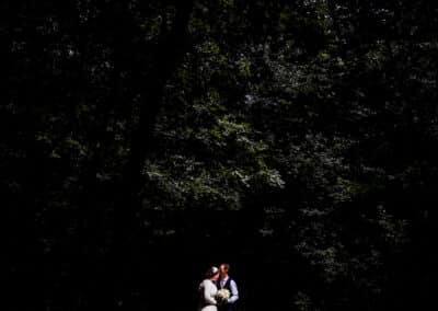 Paul & Jessica – wedding day
