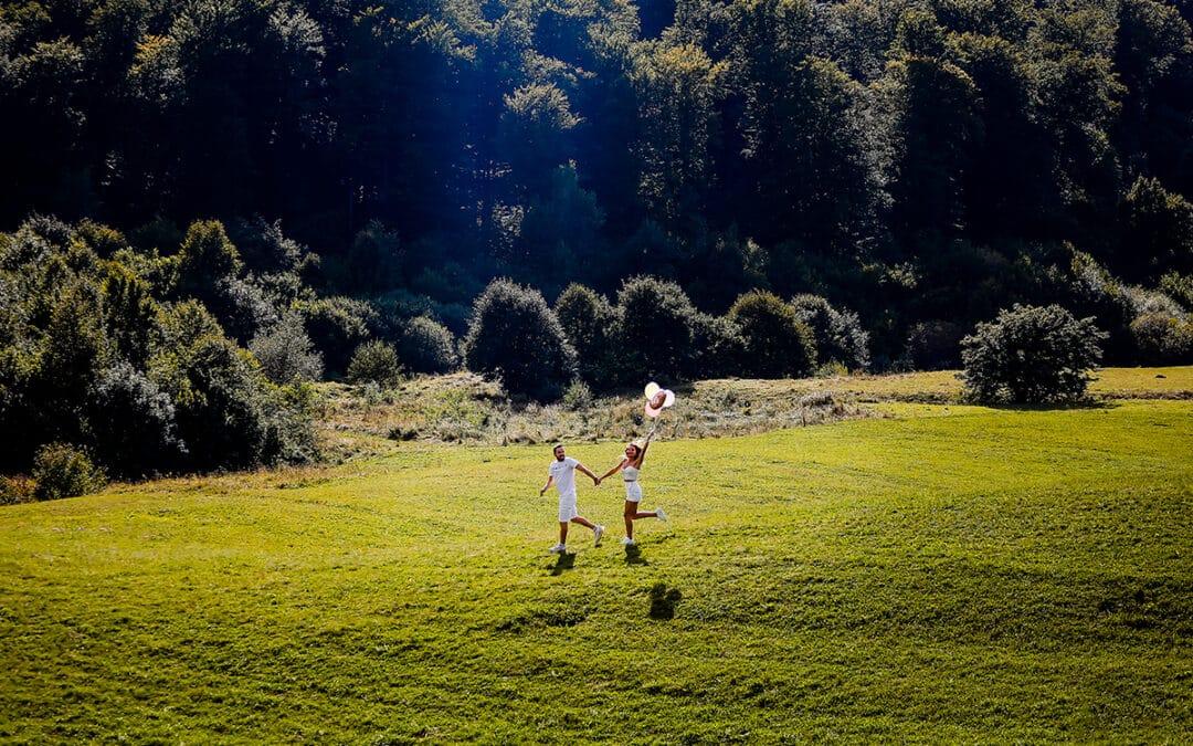Ilie & Daniela – engagement photo session