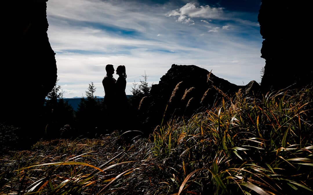 Dani & Isabela – photo session in the mountain